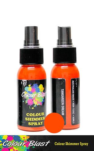 Tangareen Dream Shimmer Spray - Colour Blast