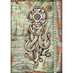 Octopus Rice Paper