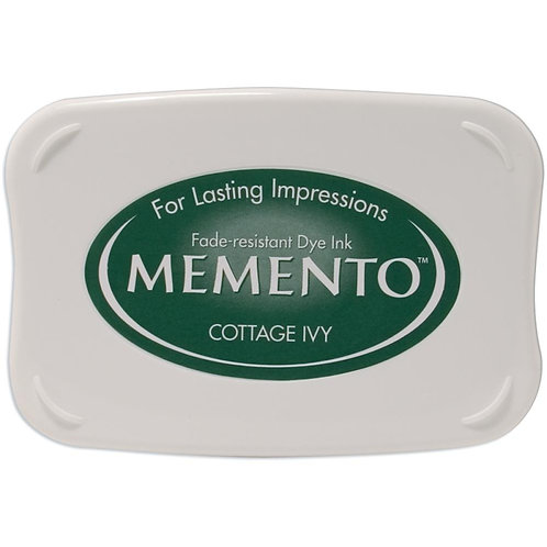 "MEMENTO DYE INK PAD ""COTTAGE IVY"""