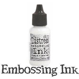 Distress Embossing Ink Refill