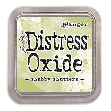 Shabby Shutters Oxide Ink - Tim Holtz
