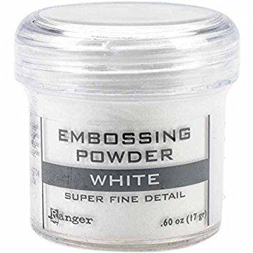 White Embossing Powder - Ranger