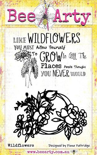 Wildflower Stamp Set