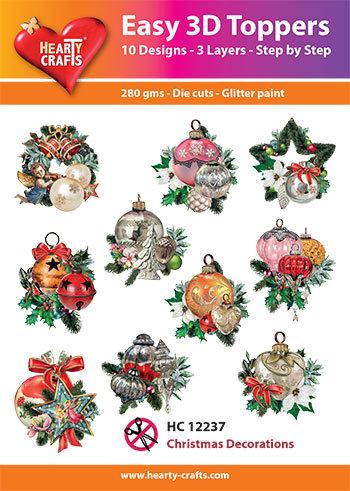 HC 12237 Christmas Decorations