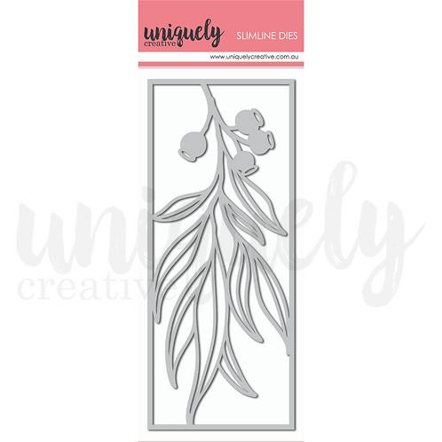 Uniquely Creative Slim Gum Leaves Die