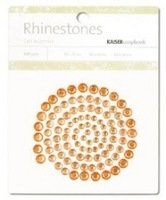 Orange Rhinestones - Kaisercraft