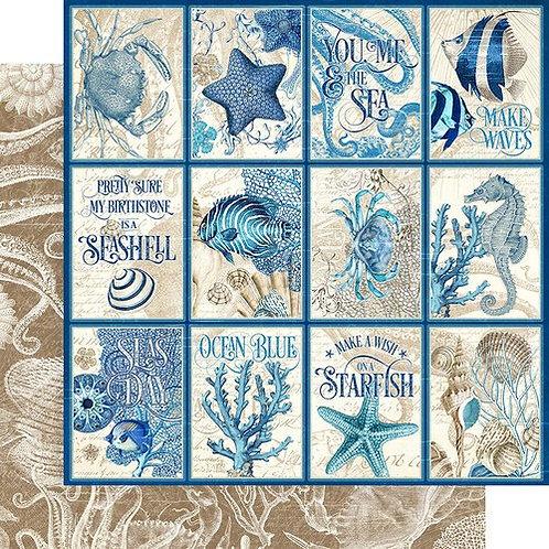 Cozumel - Ocean Blue Collection