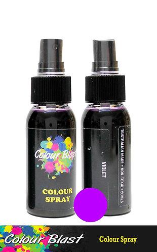 Violet Colour Spray - Colour Blast
