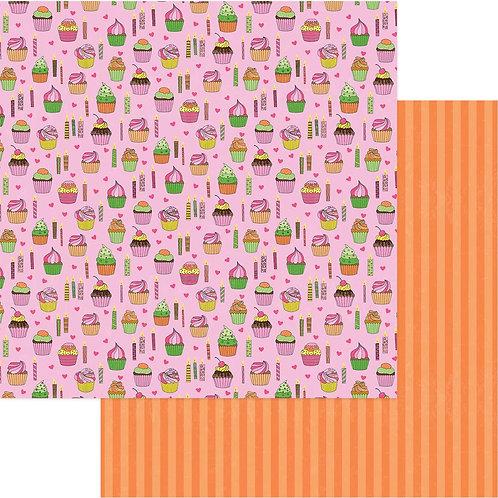 Hey Cupcake - Birthday Girl Wishes