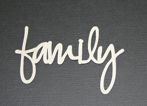 Family - Loopy Font