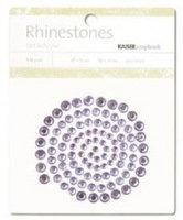Lilac Rhinestones - Kaisercraft