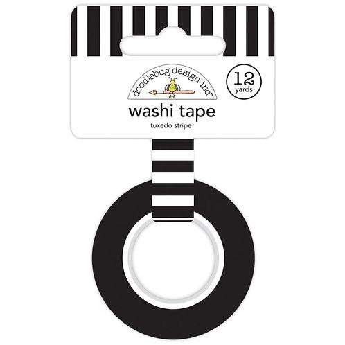 Tuxedo Washi Tape
