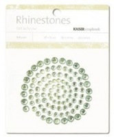 Mint Green Rhinestones - Kaisercraft