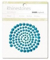 Aqua Rhinestones - Kaisercraft