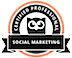Credential Badge for Hootsuite Academy Certified Professional Social Marketing The 10 Impactful Personal Branding for Women Leaders