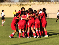 1st Place Champions - 2015