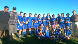 VC Galaxy - Champions - 2014