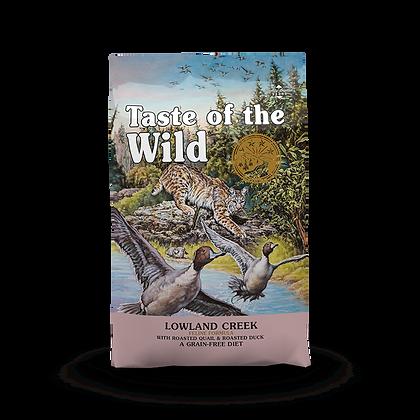 Taste of the Wild Lowland Creek Dry Cat Food