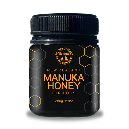 The NZ Natural Pet Food Co. Manuka Honey for Dogs (250g)