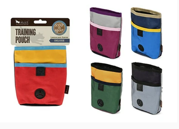 Deluxe Dog Training Pouch