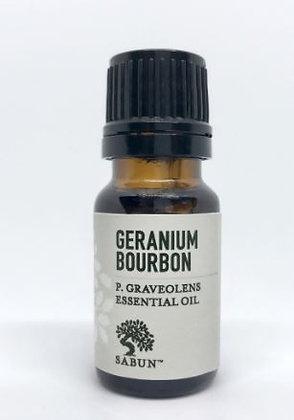 Sabun Geranium Bourbon Essential Oil (10ml)