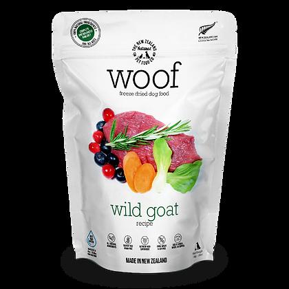 Woof Freeze Dried Raw Dog Food (Wild Goat)