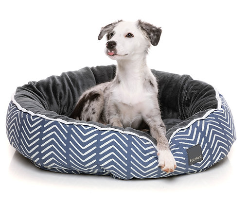 Fuzzyard Reversible Dog Bed (10 Designs to Choose From)