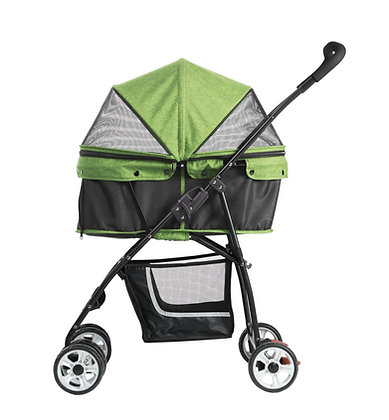 Petty Man Stroller 870i (Suitable for Small/Medium Breed Dogs/Cats)