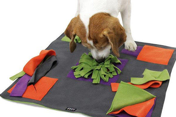 Knauder's Best Happy Pad (Sniff and Search Game for Dogs)