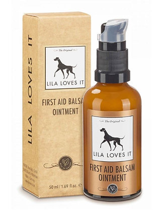 Lila Loves It First Aid Balsam Ointment (For Dogs)