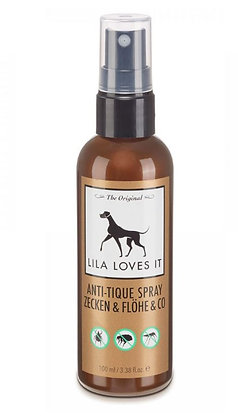 Lila Loves It Anti-Tique 100ml (For Dogs & Cats)