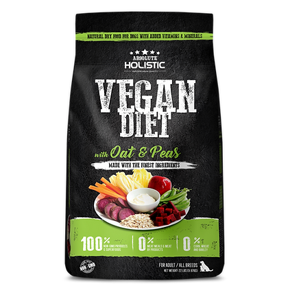 Absolute Holistic Vegan Diet