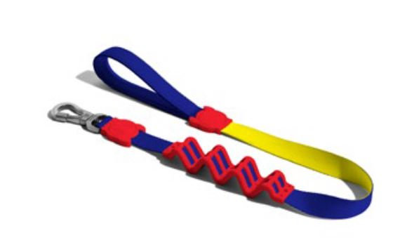 Zee.Dog Ruff Shock Absorbent Leash