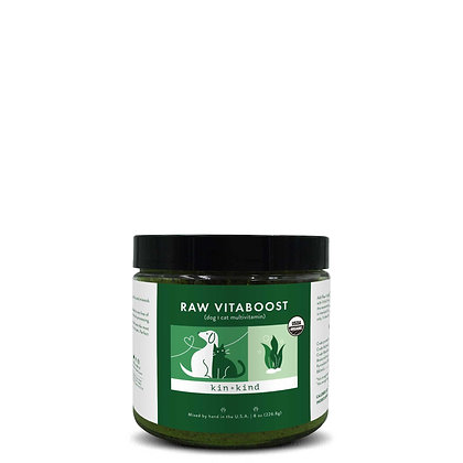 kin + kind Raw Vitaboost (Multivitamin for Dogs and Cats)