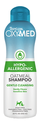 OxyMed Hypoallergenic Pet Shampoo (For Dogs & Cats)