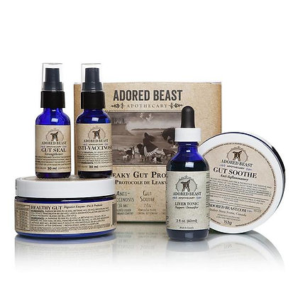 Adored Beast Leaky Gut Protocol (5 Product Kit)
