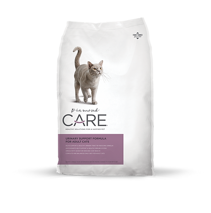 Diamond Care Urinary Support Formula (Adult) Cat Dry Food - 6lb
