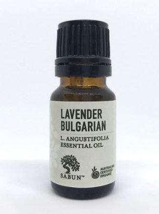 Sabun Lavender Bulgarian Essential Oil - Organic (10ml)