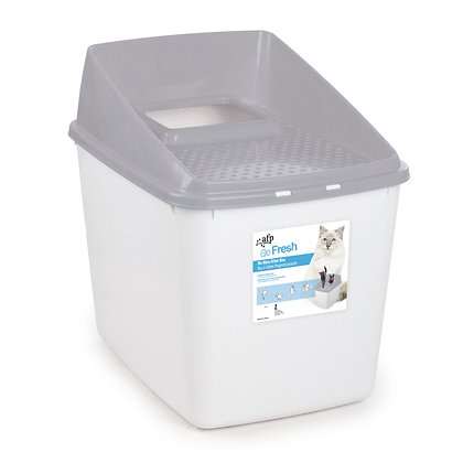 All For Paws Go Fresh No Mess Litter Box