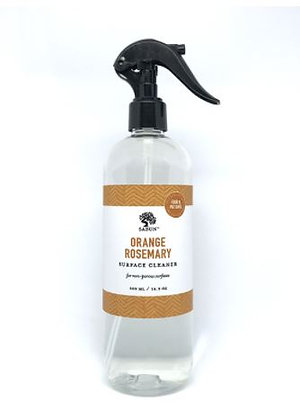 Sabun Orange Rosemary Surface Cleanser (500ml)