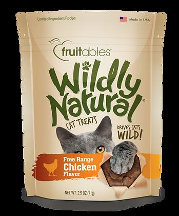 Fruitables Wildly Natural Cat Treats (2.5oz)