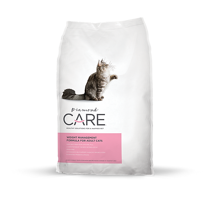 Diamond Care Weight Management Formula (Adult) Cat Dry Food - 6lb