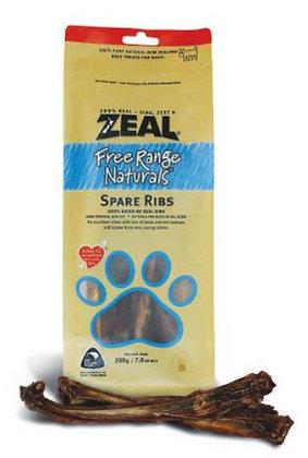 Zeal Free Range Naturals Spare Ribs