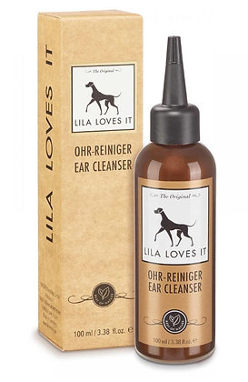 Lila Loves It Ear Cleanser 100ml (For Dogs)