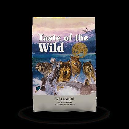 Taste of the Wild Wetlands Roasted Fowl Dry Dog Food