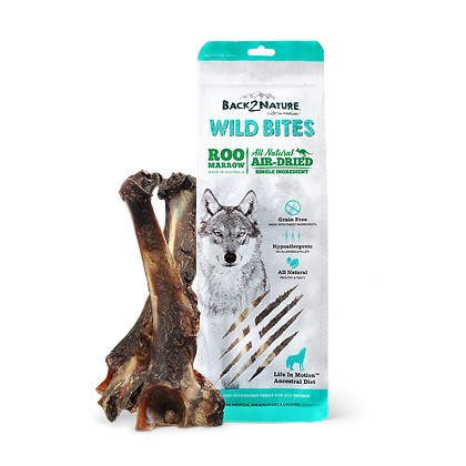 Back2Nature Wild Bites Roo Marrow (2pc)