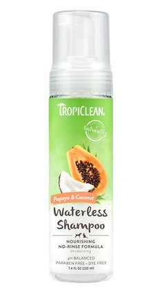 Waterless No-Rinse Shampoo For Dogs (220ml)