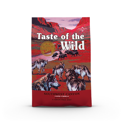 Taste of the Wild Southwest Canyon Wild Boar Dry Dog Food