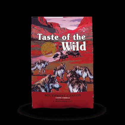 Taste of the Wild Southwest Canyon Wild Boar Dry Dog Food