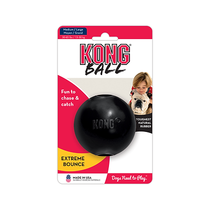 Kong Extreme Ball (with hole)